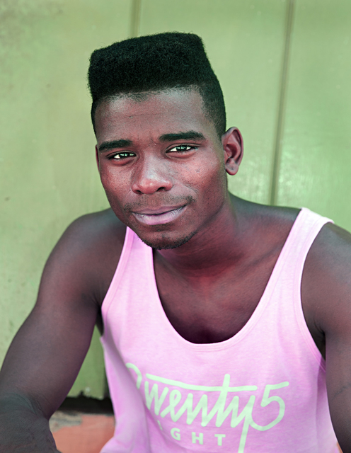 , 'Young Man with Pink Shirt,' , Soho Photo Gallery