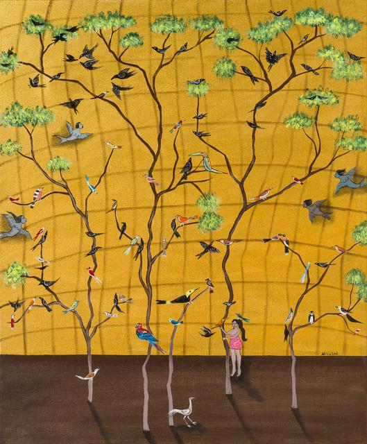 , 'Pajarera | Avviary,' 2019, ArteMorfosis - Galería de Arte Cubano