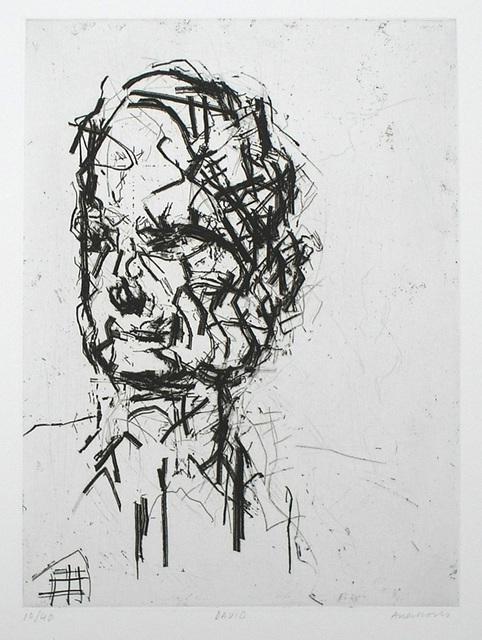 , 'David Landau,' 2007, Nicholas Gallery