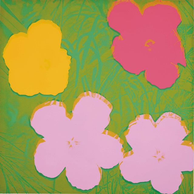 , 'Flowers,' 1970, Gallery 2C for Art