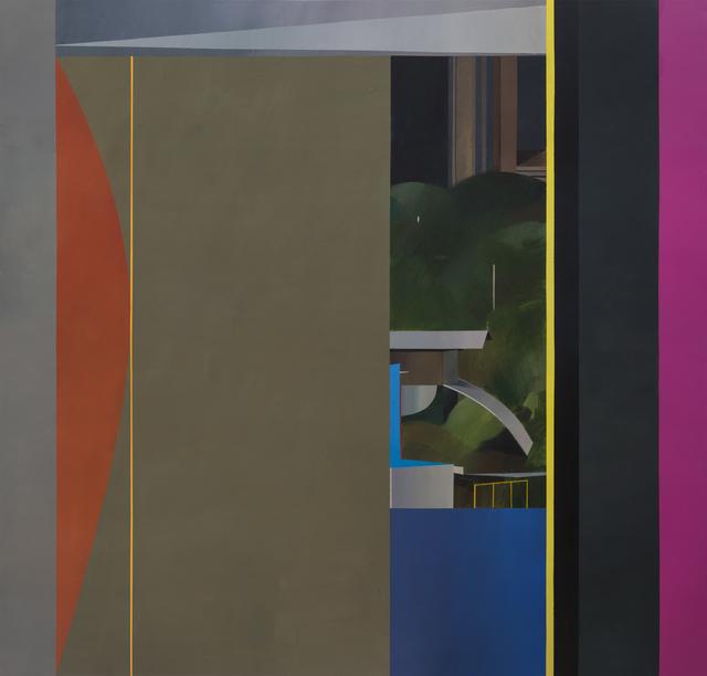 , 'The compressed cityscape,' 2019, Arario Gallery