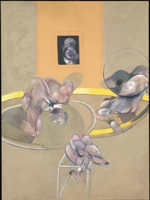 , 'Three Figures and Portrait ,' 1975, ARoS Aarhus Art Museum