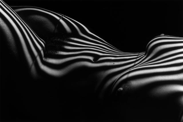 Lucien Clergue, 'Zebra Nude, Arles', 2010, Modernism Inc.