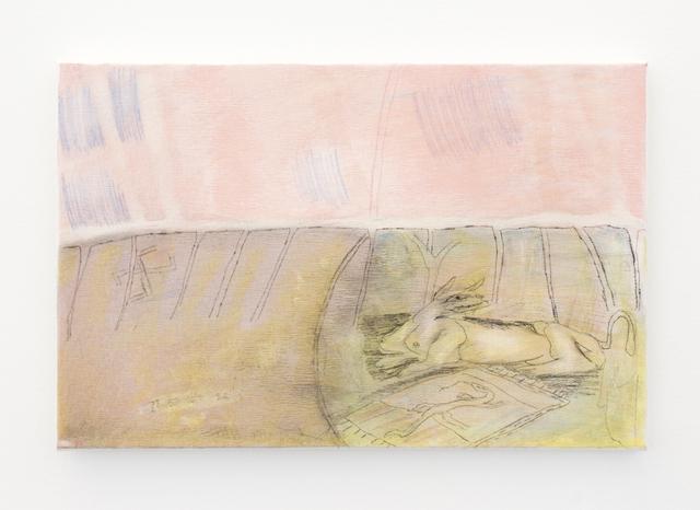 , 'Die Andere Seite,' 2016, Galleri Jacob Bjørn