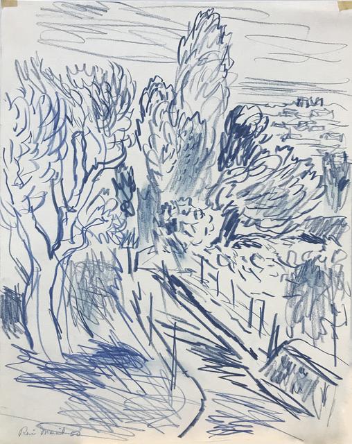, 'Cap Ferrat,' 1950, Nikola Rukaj Gallery