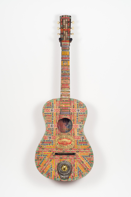 , 'Circus for Love (Guitar),' 1920-1960, Fleisher/Ollman