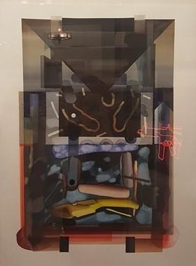 , 'Dense Block ,' 2017 , Ro2 Art