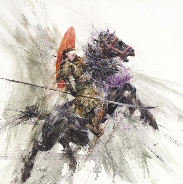, 'Mulan,' 2018, IX Gallery