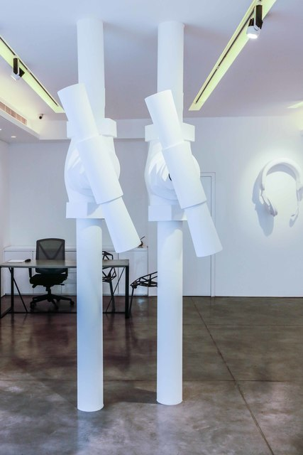, 'The Provisionary That Lasts (series)#4,' 2014, Letitia Gallery