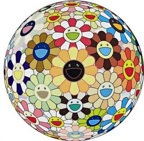 , 'Flower Ball Sunflower,' 2011, Rosenfeld Gallery LLC