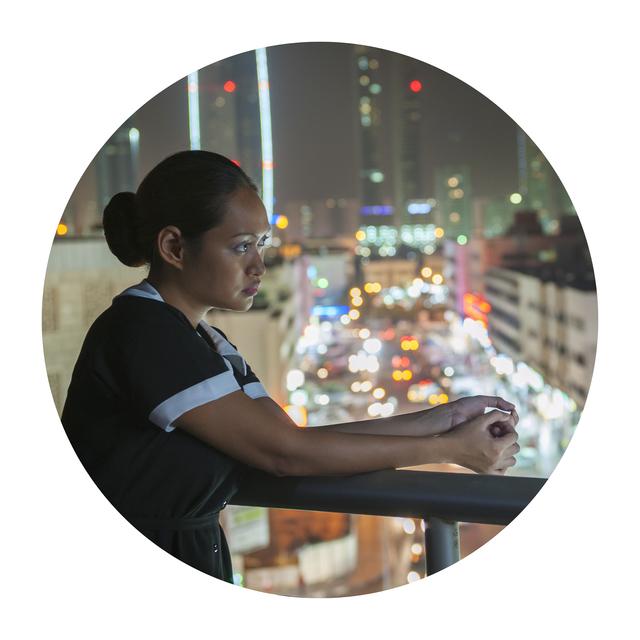 , 'Dubai Portrait,' 2013, Helga de Alvear
