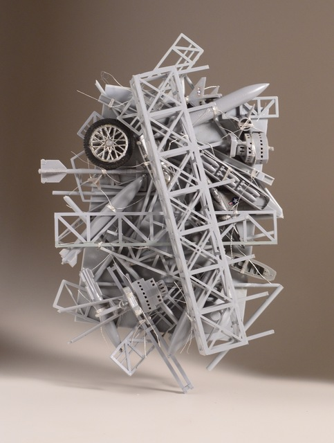 , 'Gray Pile, Brooch,' 2014, Gallery Loupe