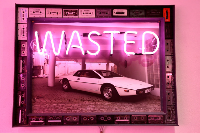 , 'Wasted,' 2017, Imitate Modern