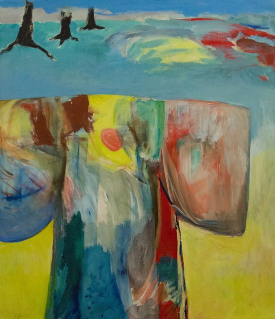Harold Garde, 'Landscape Kimono', 2002, ArtSuite New York