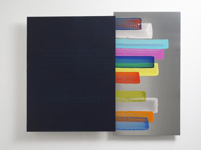 , 'Composite Painting #39,' 2017, Galerie Floss & Schultz