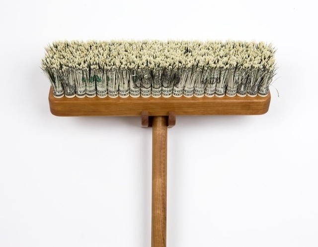Very Expensive Push Broom