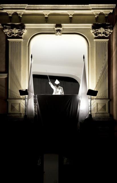 , 'Trema profano trema,' 2010, GALLERIA BIANCONI