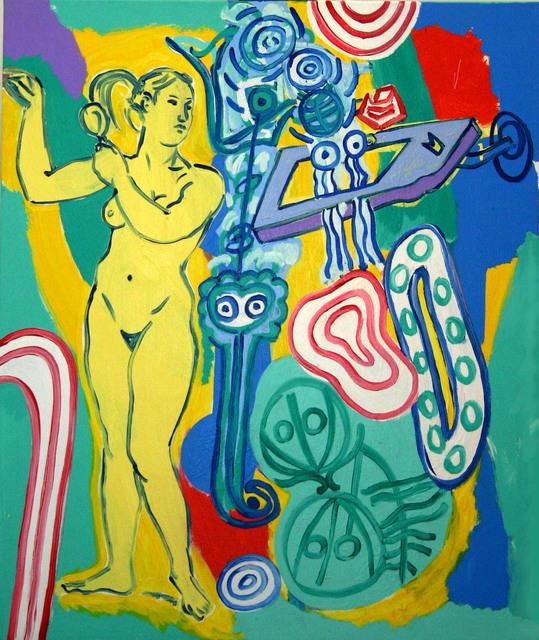 , 'Desnudo eléctrico,' 2005, Fontanar Art Editions