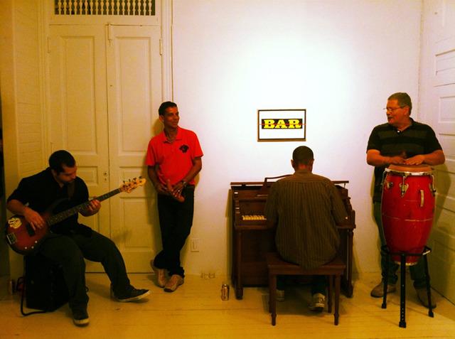 , 'Piano Bar,' 2012, ROBERTO PARADISE