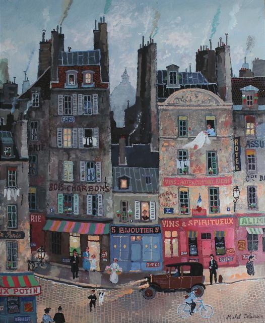 , 'Rue des Vertus,' , Hugo Galerie