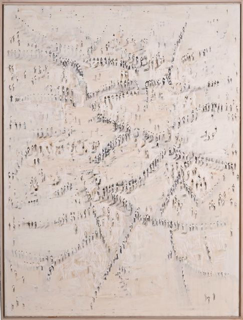 , 'An Ort und Stelle 4 (Hohere Ordnung),' 2011, Rosenbaum Contemporary