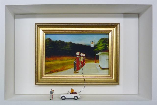 , 'Fuel,' 2018, Markowicz Fine Art