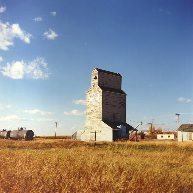 Dianne Bos, 'Grain Elevator, Pincher Creek', 2012, Newzones