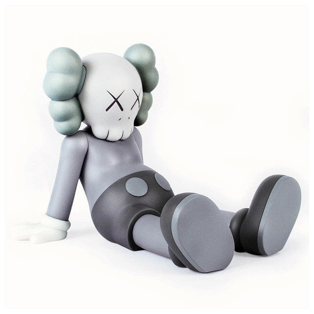 KAWS, 'KAWS Taipei Holiday Companion (KAWS Grey Companion)', 2019, Lot 180