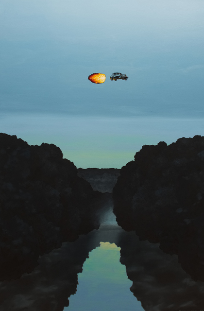 , 'Morning tide,' 2018, Ian Tan Gallery