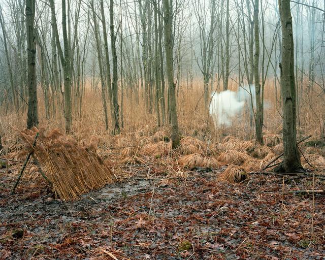 , 'Blind & Smoke,' 2013, FRED.GIAMPIETRO Gallery