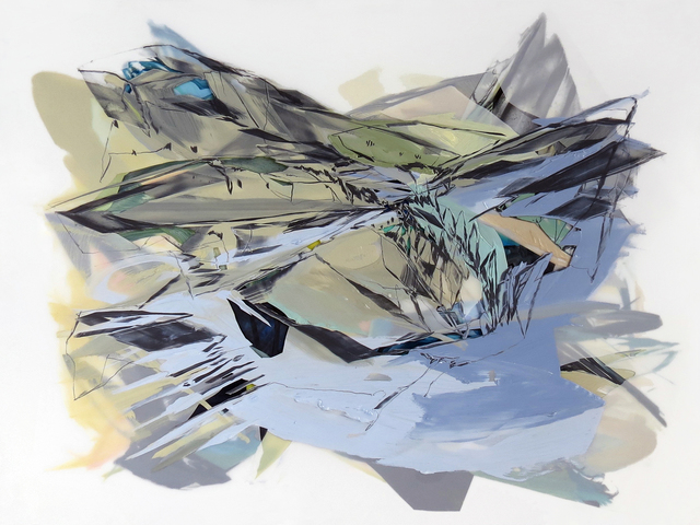, 'Alle Malve,' 2017, Nicholas Metivier Gallery