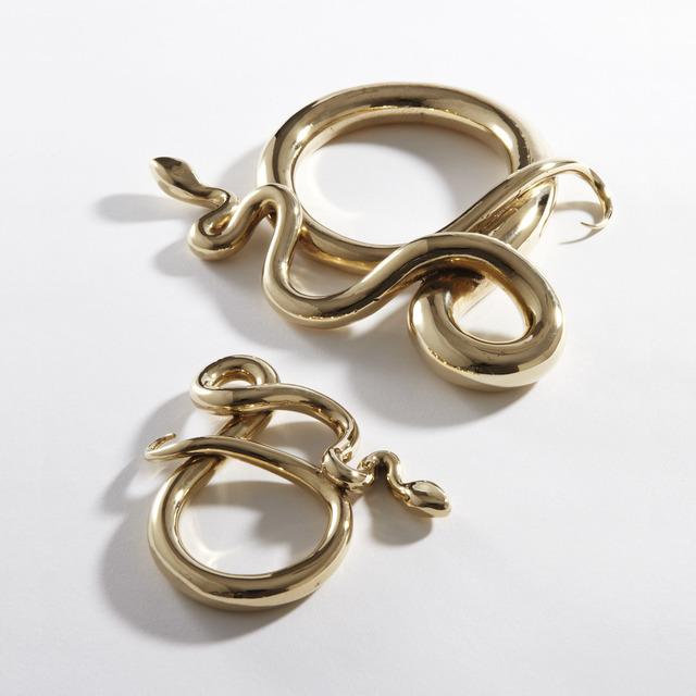 , 'Serpent I & II,' 2013, Patrick Parrish Gallery
