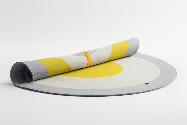 , 'Underlay _ rug,' 2014, PLUSDESIGN