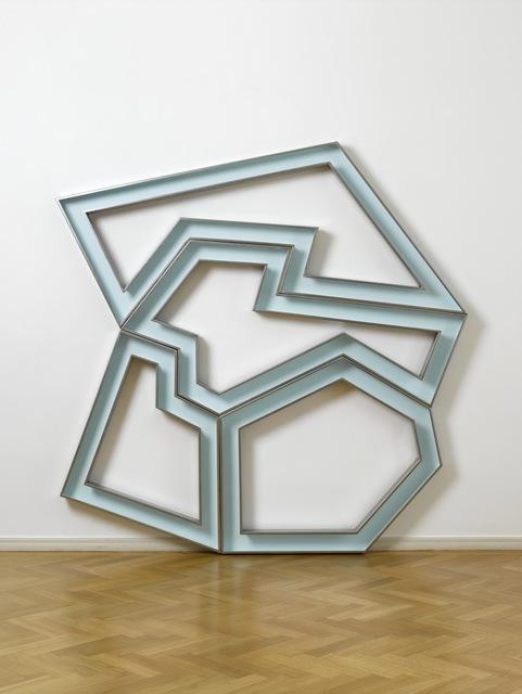 , 'Alphabet M,' 2013, Galerie Thaddaeus Ropac