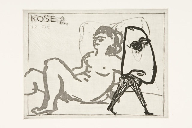 , 'Nose 2,' 2007, David Krut Projects