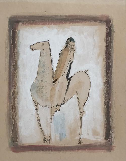 , 'Cavallo e Cavaliere,' 1945, Waterhouse & Dodd