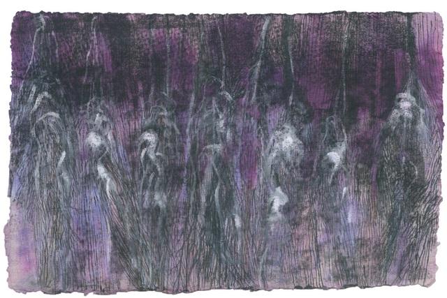 , 'Lichtenberg Flower & Medusa,' 2010, Braverman Gallery