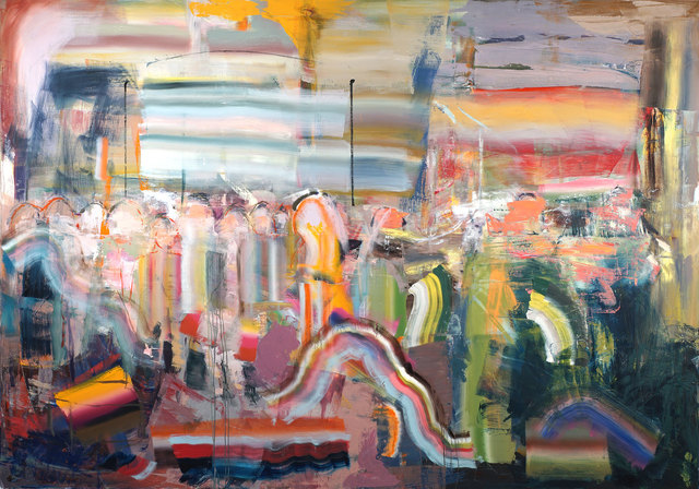 , 'Shadowland,' 2014, 532 Gallery Thomas Jaeckel