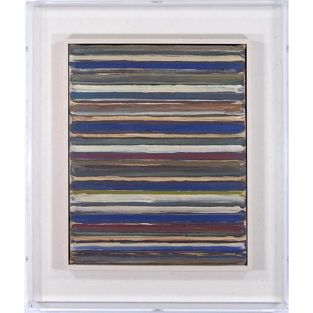 , 'Work,' 1961, Tezukayama Gallery