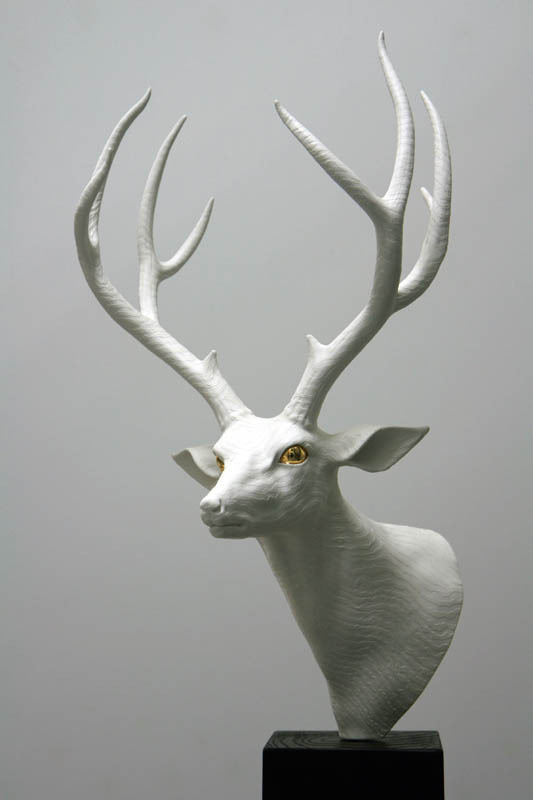 Wookjae Maeng, 'Adaptation-Deer,' 2012, Mindy Solomon Gallery