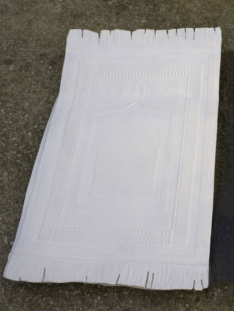 , 'White Carpet,' 2006, Stux Gallery