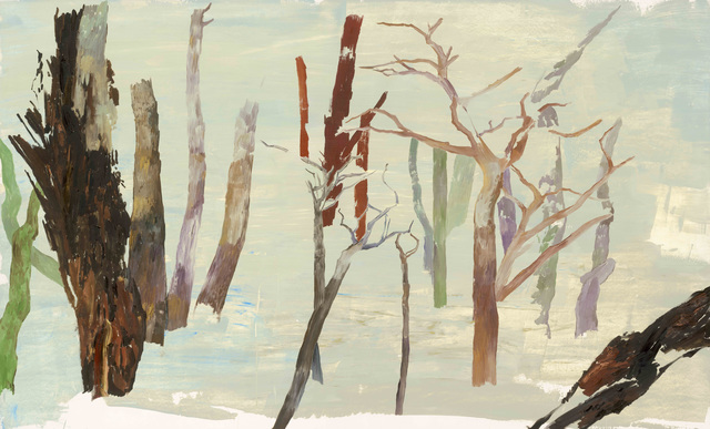 , 'Study of Landscape 48,' 2017, Aki Gallery