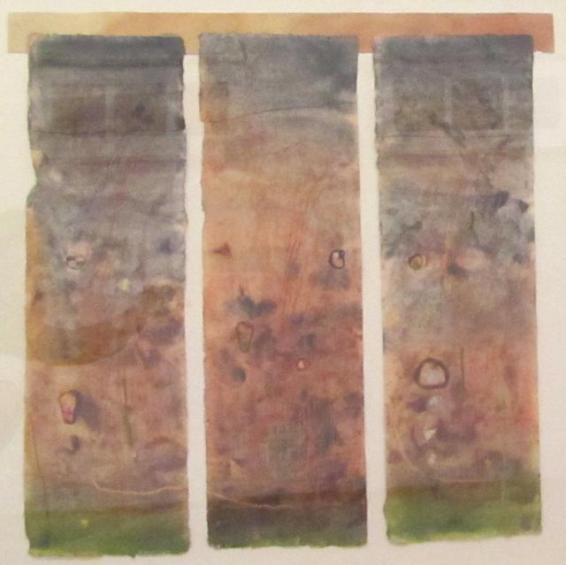 , 'Intimate Music,' 2014, Reynolds Gallery