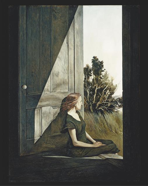 , 'Christina Olson,' 1947, Museo Thyssen-Bornemisza