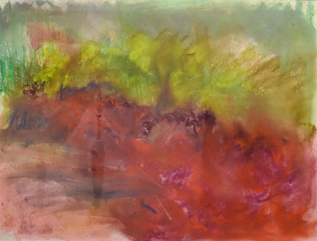 Nancy Rutter, 'Clover in Ancram', 2016, Carrie Haddad Gallery