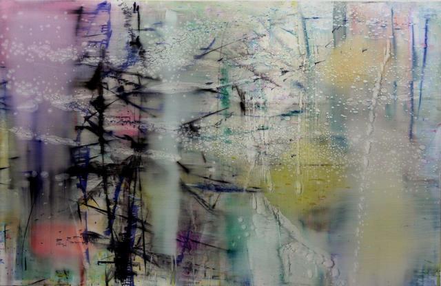 , 'Aaron,' 2017, Galerie Andreas Binder