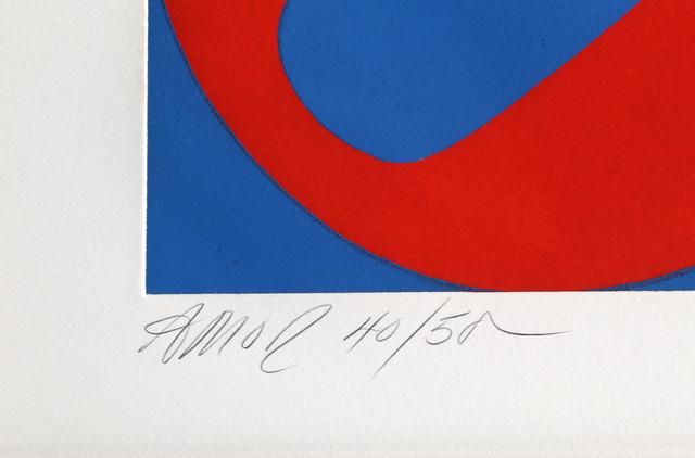 Robert Indiana, 'AMOR', 1994, RoGallery