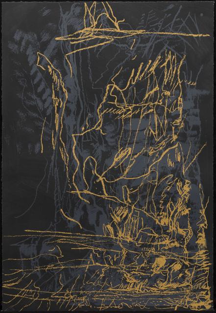 , 'Søndagstryk IV,' 2015, Galleri Bo Bjerggaard