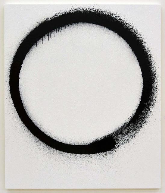 , 'Ensō: Zen, White and Black,' 2015, Perrotin