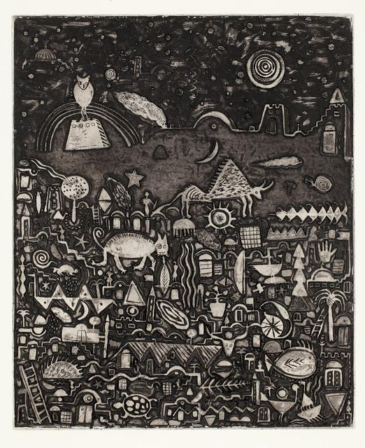 Gouider Triki, 'Untitled', 1979, Elmarsa